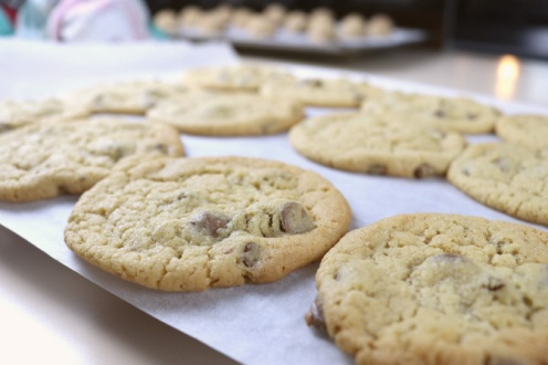 tray cookies